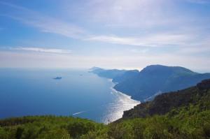 panorama Costiera Amalfitana