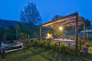 giardino sera haidi house